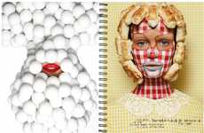 Illusionary Beauty Editorials