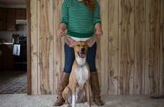 Adopted Animal Photography - Photographer Theron Humphrey is Behind These Why We Rescue Photos