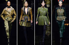 The Balmain Fall 2014 Runway Collection is Rihanna-Inspired