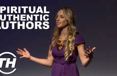 Author Gabrielle Bernstein is a Female Leader with a Free Soul