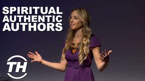 Spiritual Authentic Authors - Author Gabrielle Bernstein is a Female Leader with a Free Soul