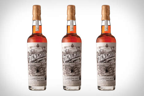 Ridiculously Rare Alcoholic Beverages - The General by Compass Box Whiskey Has an Antique Character