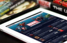 The Marvel Unlimited iOS App Includes Classic and New Comics