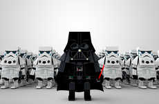 Paper Toy Company Momot Has Created a Star Wars Toy Series