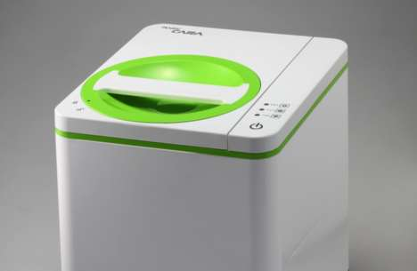 Automatic Kitchen Composting Containers - The FoodCycle Compost Machine Sterilizes Your Waste