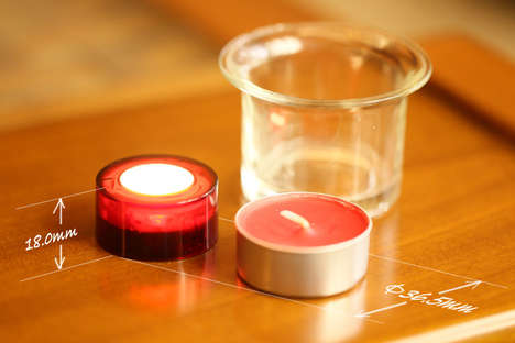 Submerged Magnetic Illuminators - The Mogics Light Can be Mounted or Submerged in Water