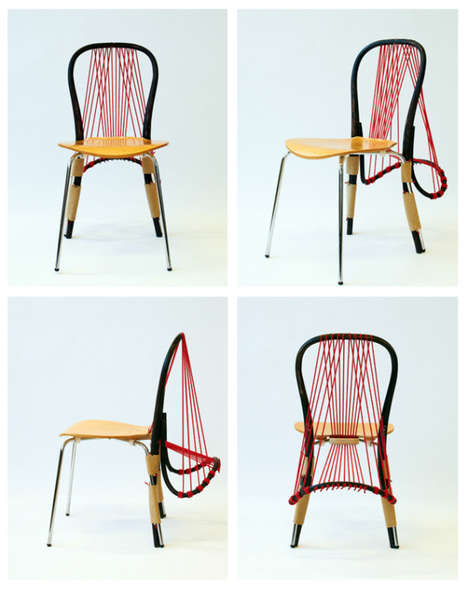 Redistributed Furniture Designs - Scarcity is Beautiful by Goldstein Celebrates What