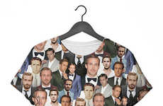 The Ryan Gosling Shirt Lets You Walk Around with your Celeb Crush