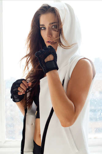 Greek Goddess Workout Clothes - The Alala Fall 2014 Collection Will Get You Back in the Gym