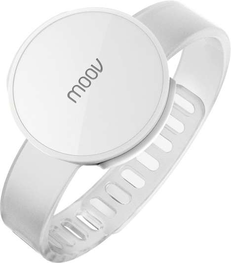 Personal Trainer Fitness Trackers - The Moov Fitness Tracker is an All-in-One Personal Trainer