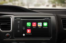 Apple Carplay Lets Users Use Apple Items Without a Phone