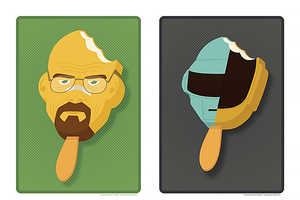 These Illustrations Turn Famous Characters into Tasty Treats