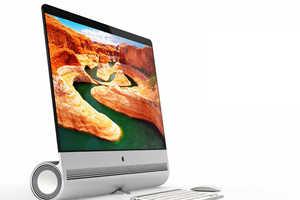 The iPro Desktop Concept Revamps the Feel of Apple Desktops
