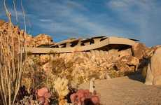 Organic Rugged Desert Residences - This Creative Modern Architecture Feat is Stunning and Harmonious