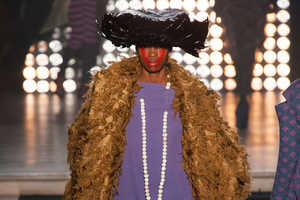The Vivienne Westwood Fall 2014 Collection Melds Culture