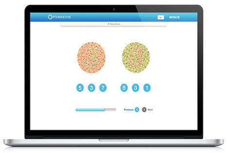 Online Optometry Tests - Opternative Offers Accessible & Affordable Medical-Grade Online Eye Exams