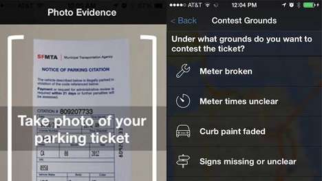 Battling Parking Ticket Apps - The Fixed App Helps You Win Against Your Parking Ticket