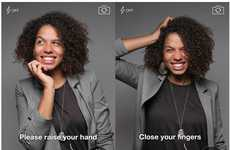 The CamMe App Picks Up on Your Hand Gestures to Activate You Phone Camera