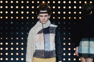 The Fatima Lopes PFW 2014 Show Debuted Scarf-Infused Sleeves