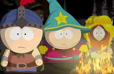 To Mark the South Park: The Stick of Truth Game Release