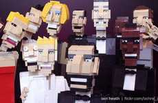 This LEGO Selfie is Identical to the Ellen Oscar Selfie