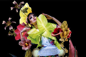 Eclectic Magazine Fashion Editorial by Ashkan Honavar