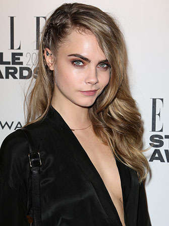Supermodel Soap Operas - Cara Delevingne is Debuting Her New Model-Acting Career On TV