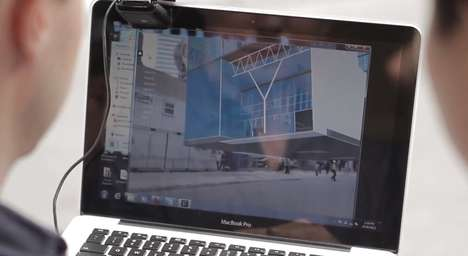 AR Building Technologies - This Virtual Building Technology Radically Changes the Design Process
