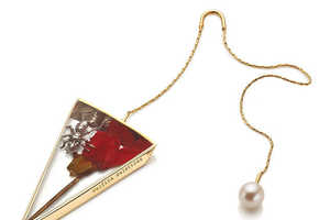 Delfina Delettrez Traps Nature into Her Latest Jewelry Collection