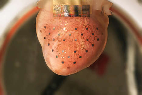3D-Printed Cardiac Devices - American Researchers Develop Hi-Tech Membrane That Keeps Heart Beating