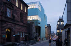Glass School Add-Ons - This Glasgow School of Art Design Addition Celebrates The School's History