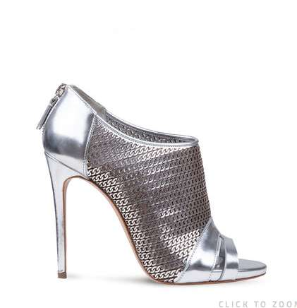 Illusionary Chain-Linked Heels - Casadei