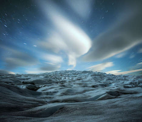 Ethereal Surreal Landscape Photography - This Series of South Patagonia