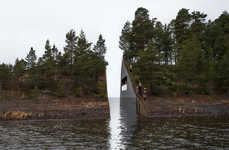 Nature-Transforming Memorial Sites - The Norway Memorial Site Will Be Transformed into a Sanctuary