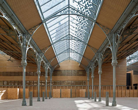 Historically Revamped Venues - This French Building Has Been Turned Into an Event Venue