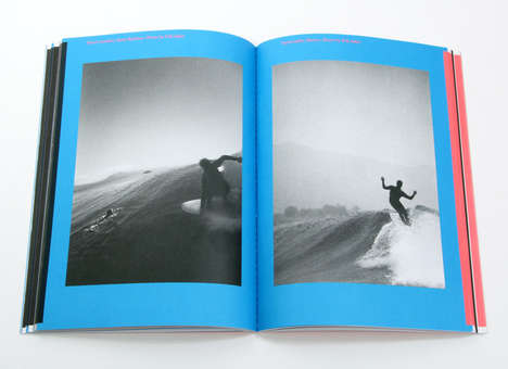 Sofisticated Surf Culture Magazines - The New Acid Magazine Promotes the Beauty in Surfing