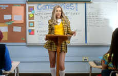 The Iggy Azalea 'Fancy' Video is a Throwback to the 90s & 'Clueless'