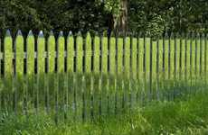 Camouflaged Fencing