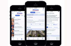 Streamlined Political Apps - The iCitizen App Allows You to Target Your Interests