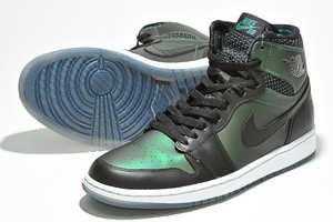 The Graffiti Irridescent Nike Sb Air 1 Jordan Caters to Skaters