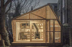 Weston, Surman and Deane Designed a Shed for an Anonymous Writer