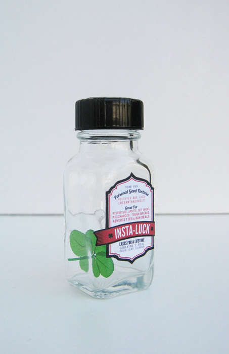 Shippable Four-Leaf Clovers - The Authentic Four-Leaf Clover is Shipped to You for St. Patrick