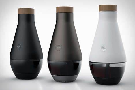 Personal Wine-Making Gadgets - The Miracle Machine Winemaker Lets Anybody Make Their Own Vino