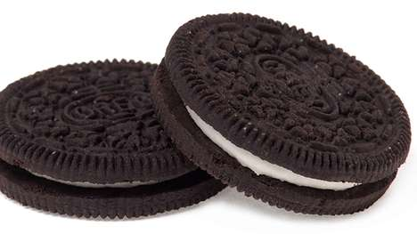 Edible Cuztomized 3D Cookies - Twitter and Mondelēz Partner Up to Create 3D-Printed Oreos