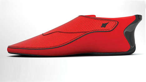 Blind-Aiding Sneakers (UPDATE) - The Le Chal Shoes Use GPS & Vibrations to Guide the Impaired