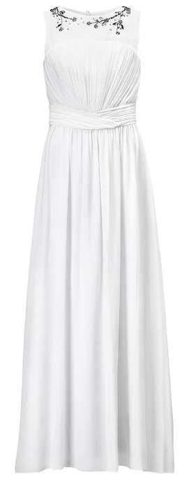 Affordable Wedding Dresses - H&M Released a Glamourous Inexpensive Wedding Dress