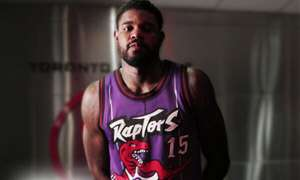 Nostalgic Jersey Redesigns - The Toronto Raptors are Bringing Back Purple for the 20th Anniversary
