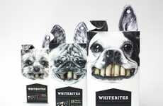 Whitebites Packaging Flaunts the Canine Features Cared For by the Contents