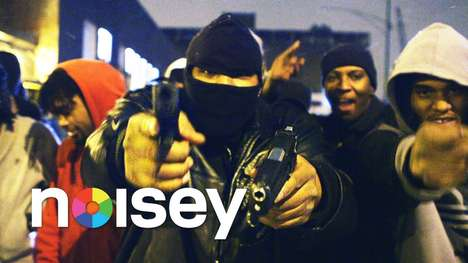 Chicago Rap Culture Documentaries - The Chiraq Vice Documentary Explores Chicago