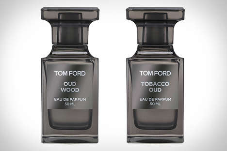 Unusual Tobacco-Scented Colognes - Tom Ford